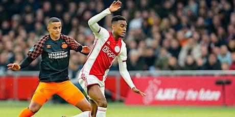 StrEams@!. Ajax - PSV LIVE OP TV 2021 tickets