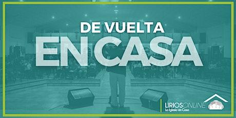 Culto Presencial Sábado/ 16 Enero / 6:30 pm entradas