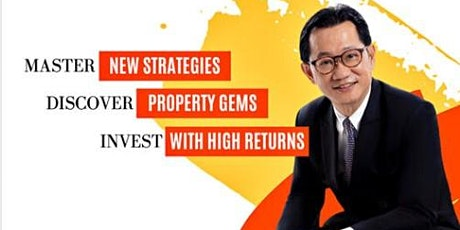 FREE : Start Your 2021 With The Right Tips And Advise In Property Investing tickets