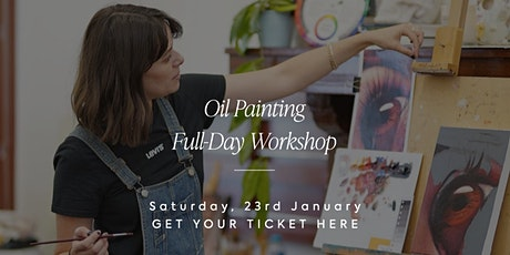 January Oil Painting Workshop tickets