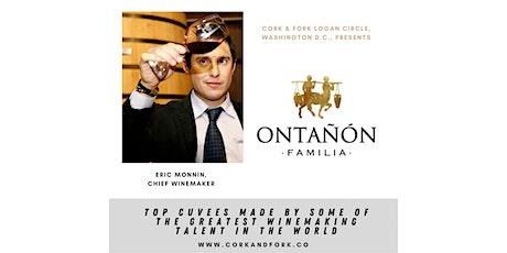 Bodegas Ontanon: Eric Monnin, Winemaker entradas