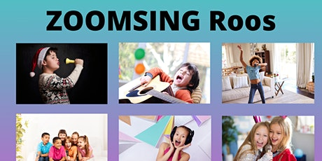 Zoomsing with Choirs4kids tickets