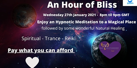 An Hour of Bliss tickets