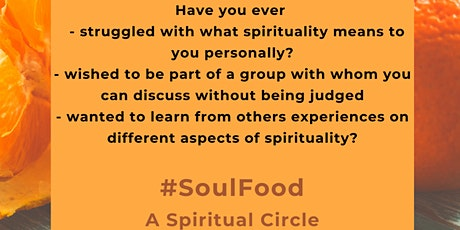 SoulFood - A Spiritual Circle tickets
