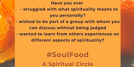 SoulFood - A Spiritual Circle Tickets