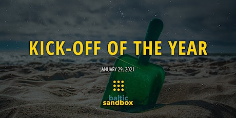 Baltic Sandbox Kick-off of the Year tickets
