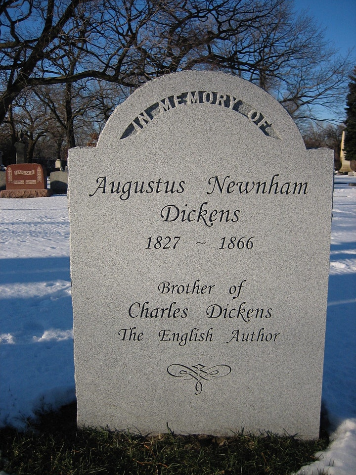 The Life and Lies of Augustus Dickens image