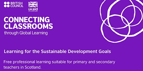 Connecting Classrooms: Learning for the SDGs (online) tickets