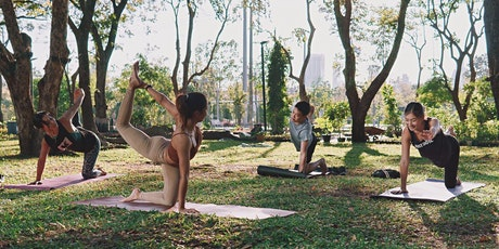 Park Yoga & Healing with Viona tickets