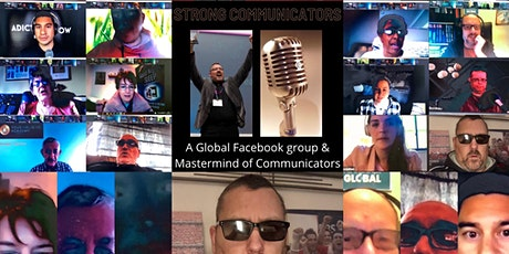 Strong Communicators Mastermind run by Mike Armstrong #StrongCommunicators tickets