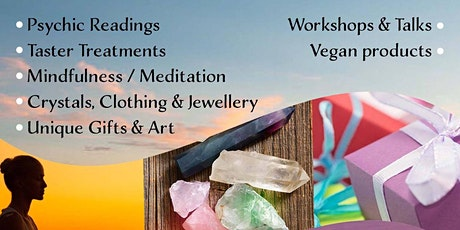 Online Wellbeing/Mind Body Spirit event 24th January 2021 tickets