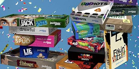 Jackbox Games tickets