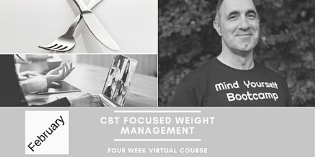 CBT (Cognitive Behavioral Therapy) for Weight Management tickets