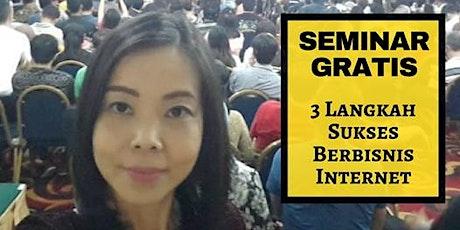"Webinar GRATIS 3 Skill Bisnis Internet ""BOOST"" tickets"