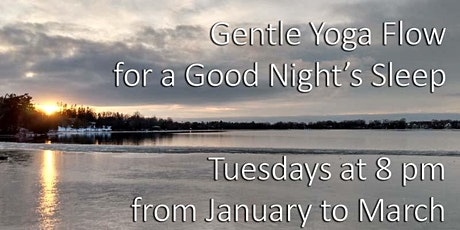 Gentle Yoga Flow for a Good Night's Sleep tickets
