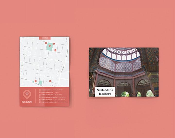 Imagen de Paseo virtual: secretos de Santa María la Ribera, CDMX