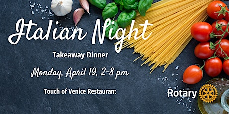 Italian Night 2021 tickets