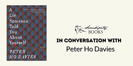 In Conversation With Peter Ho Davies tickets