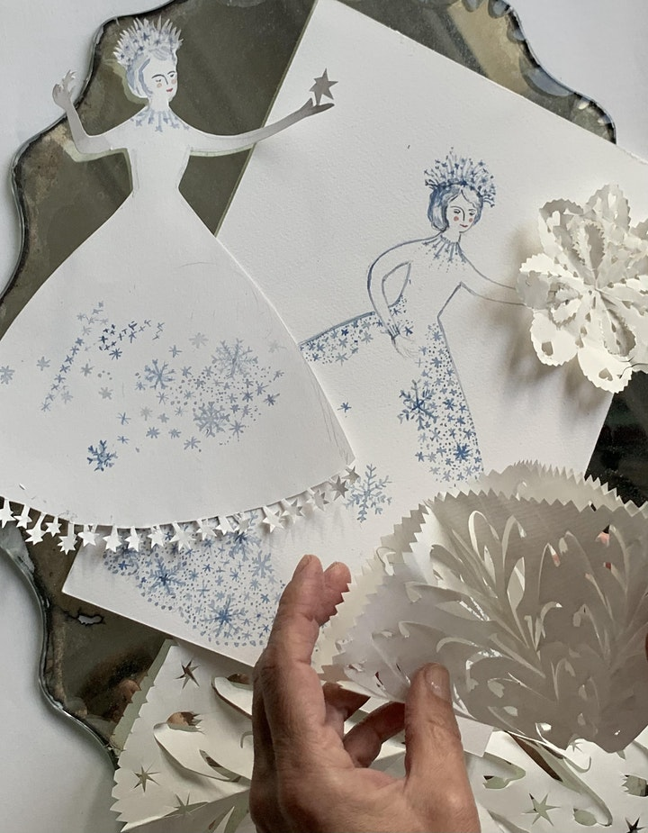 STORYTIME 'THE SNOW QUEEN' image
