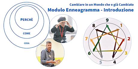 Enneagramma Modulo Introduzione tickets