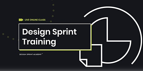 Design Sprint Training  - Live Online (EMEA) tickets
