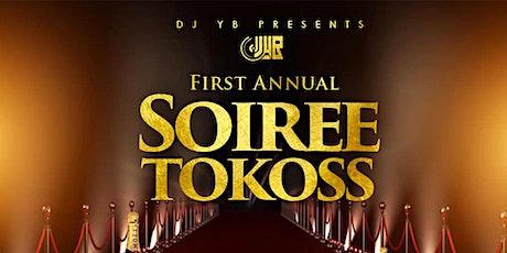 Soiree Tokoss tickets