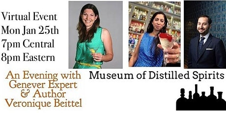 A Celebration of Genever: An Evening with Veronique Van Acker-Beittel tickets