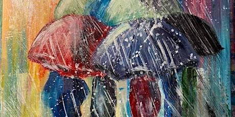 Paint Party - Colorful Downpour tickets