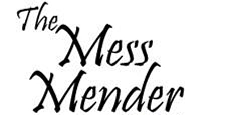 Mess Mender Series for 2021 - via ZOOM tickets