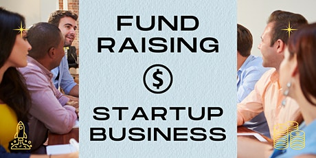 [Startups] : Fund Raising for Startup Business bilhetes