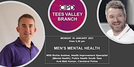 Men's Mental Health tickets