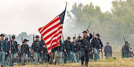 Zoar Civil War Reenactment Registration tickets
