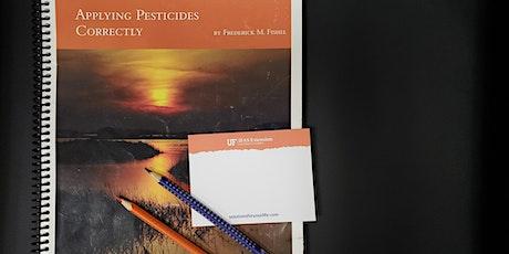 Pesticide General Standards Core Class & CEUs tickets