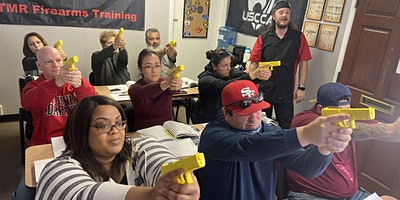 Home Defense, Basic Firearms, Pre-CCW