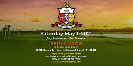 16th Annual Kappa Alpha Psi Fraternity, Inc. Charity Golf Event tickets
