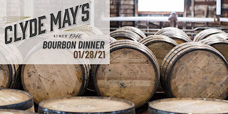 Clyde May's Bourbon Dinner tickets