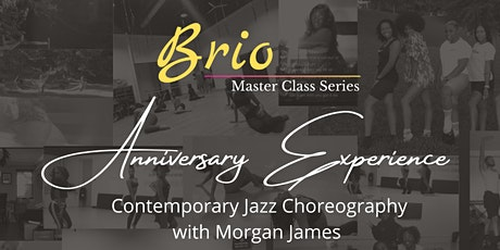 BRIO Master Class Series: Anniversary Experience (Contemp. Jazz) tickets