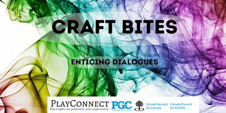Craft Bites Featuring Gail Nyoka and Anne-Marie Woods tickets