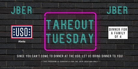 Takeout Tuesday tickets