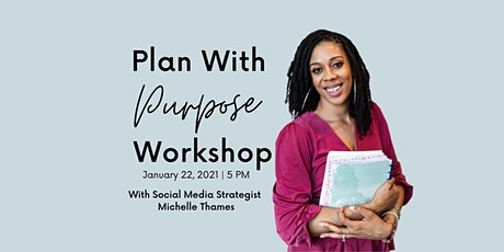 Plan With Purpose Content Planning Workshop tickets