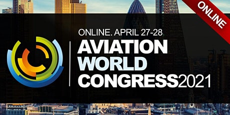 AVIATION WORLD CONFERENCE 2021 tickets
