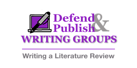WRITING GROUP: Writing a Literature Review tickets