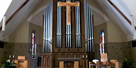 Sunday Mass (Spanish) 1:30 PM on  January 17, 2021 boletos
