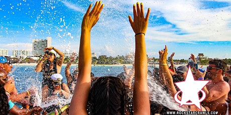 Rockstar Boat Party Cancun tickets