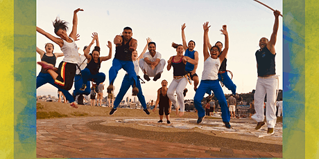 Capoeira for Adults: Beginner Winter Series (Age 13+) tickets