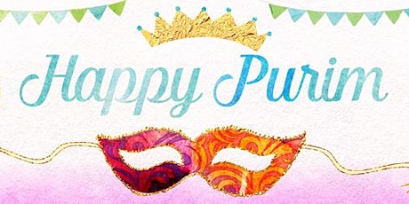 Purim Carnival Costume and Silly Hats Party tickets