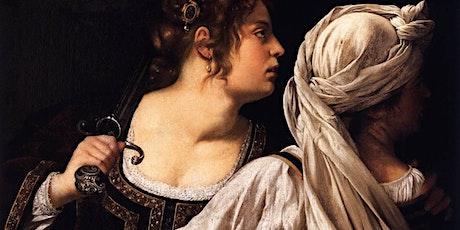Artemisia Gentileschi: Light & Shadow tickets