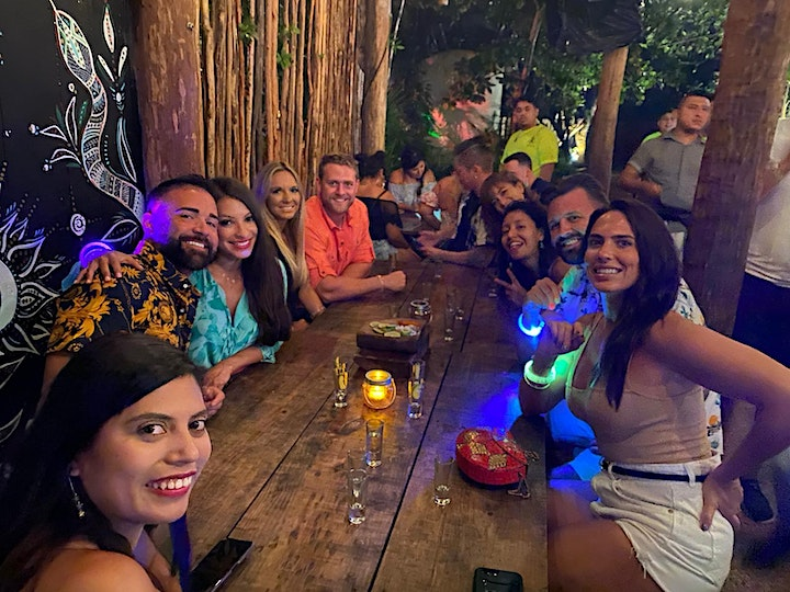 Tulumcrawl, bar/club crawl in Tulum image