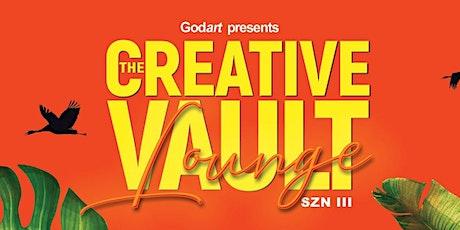 Godart Presents - The Creative Vault Lounge tickets