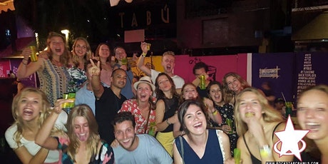 Playacrawl, bar/club crawl in Playa del Carmen boletos